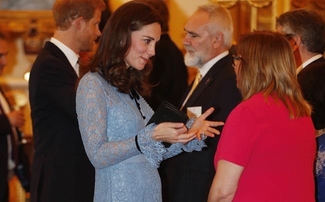 La Duchessa di Cambridge