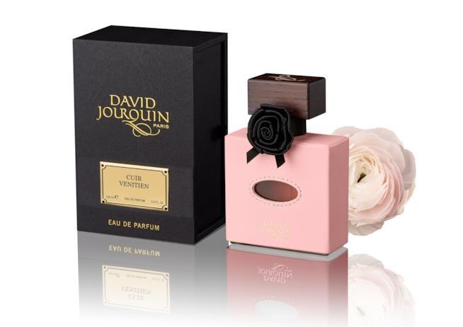 Una fragranza cuoiata e morbida dal brand amato dalle star