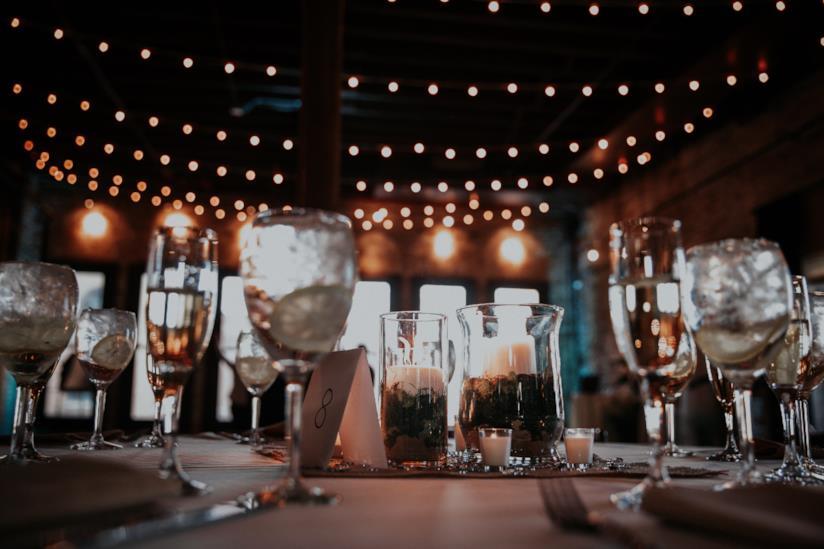 Menù cena sposa settembre in esterna