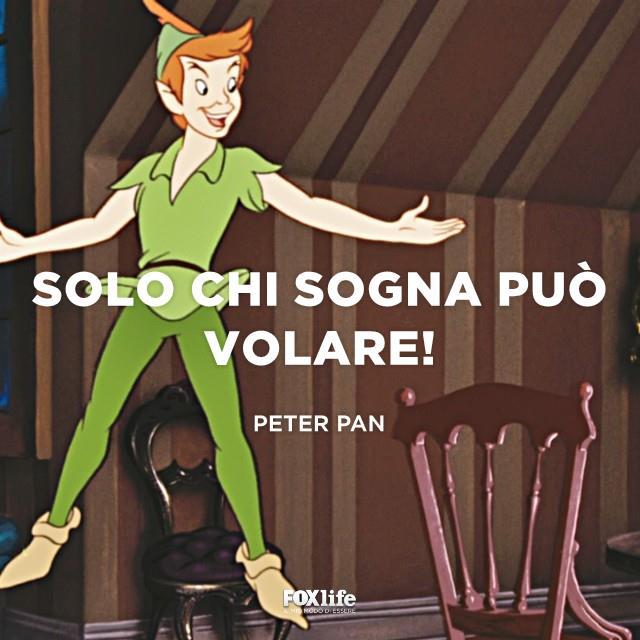 Peter Pan nella stanza di Wendy