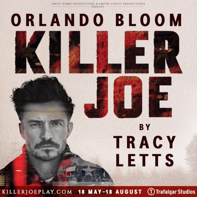 poster di Killer Joe con Orlando Bloom