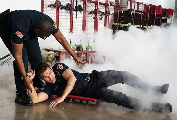 911: un'immagine dal secondo episodio della seconda stagione