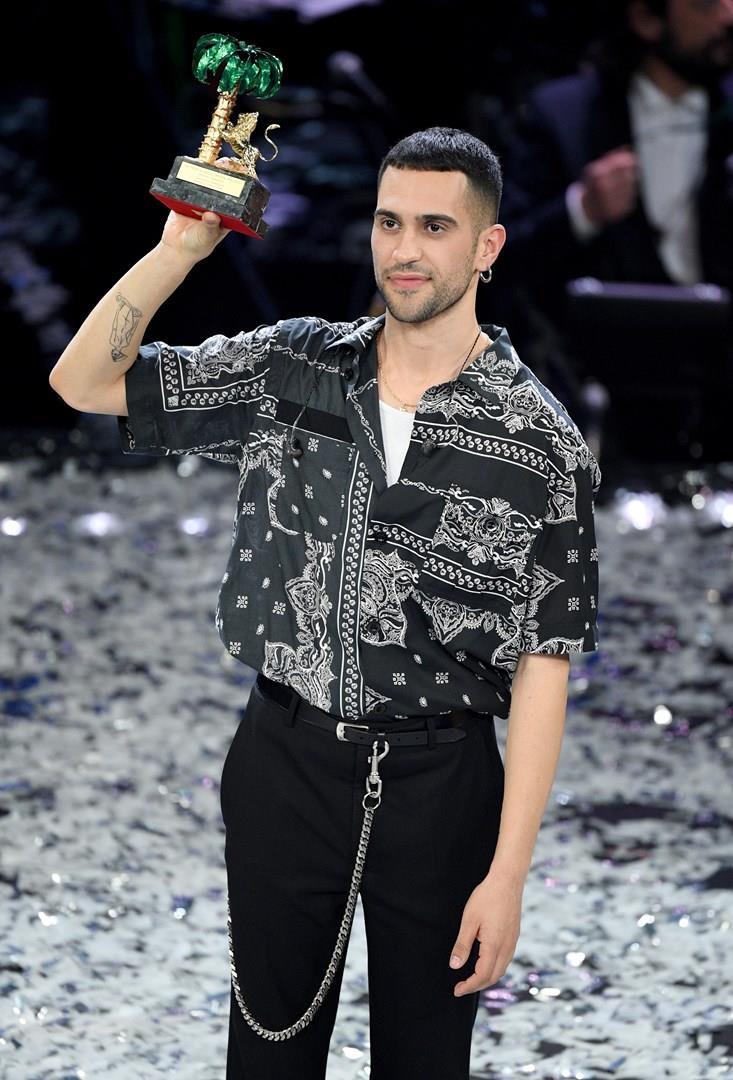 Mahmood vince a Sanremo 2019