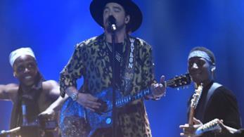 L'esibizione di Waylon all'Eurovision Song Contest 2018