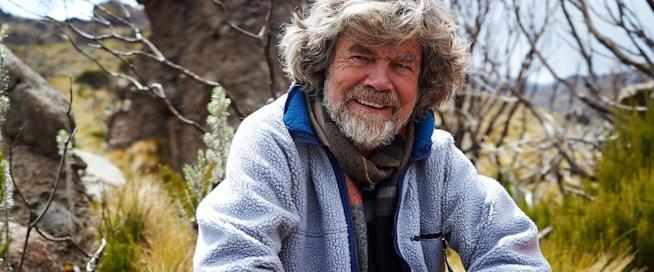Reinhold Messner regista di Still Alive