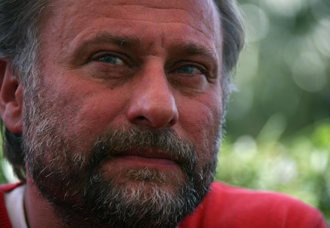 L'attore Michael Nyqvist