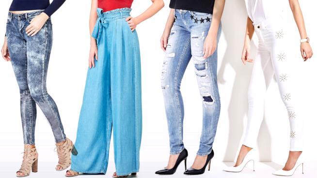 I jeans Guess che devi avere nell armadio per la primavera estate 4e9acbaaaf1