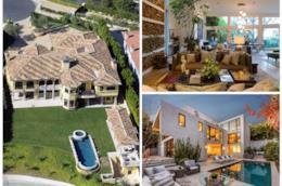 Le case più belle delle star