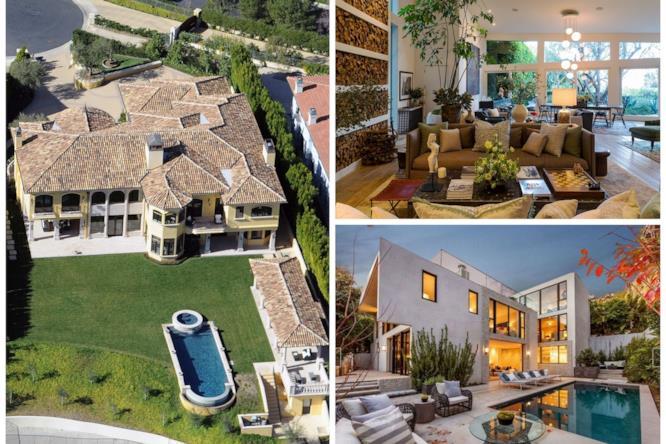 Case delle star ecco dove vivono le celebrity for Arredamenti delle case piu belle