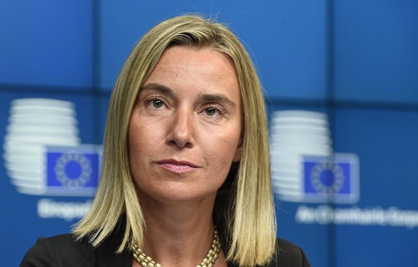 Federica Mogherini è la quinta politica più potente al mondo, secondo Forbes