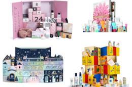 I calendari dell'Avvento beauty di MiiN, Clarins, Sephora e L'Occitane