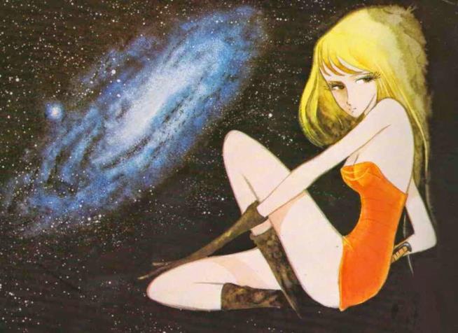 Le donne eteree di Matsumoto