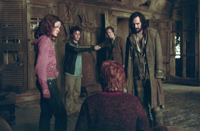 Harry Potter e Sirius Black