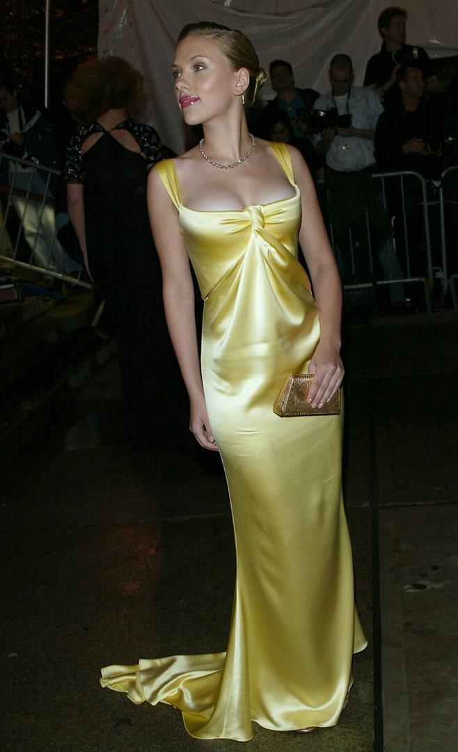 Scarlett Johansson al MET Gala 2004