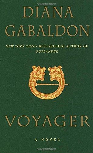 Copertina verde di Voyager