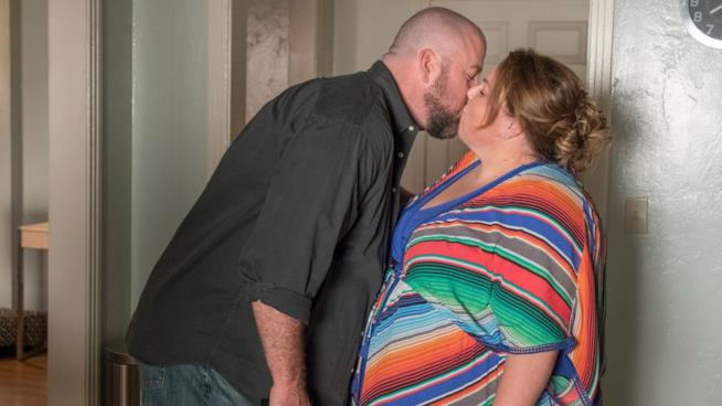 Toby e Kate in un'immagine promozionale da This Is Us 3