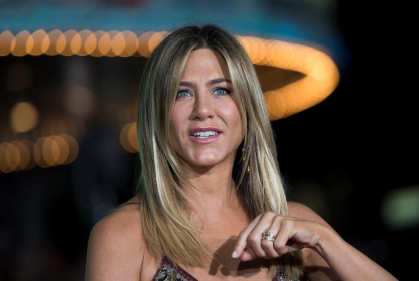 L'attrice Jennifer Aniston