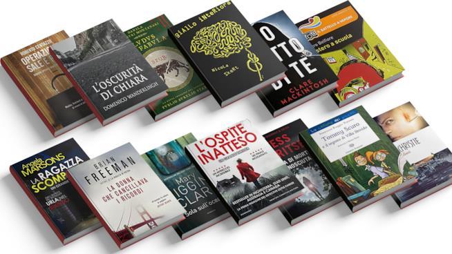 migliori libri gialli e thriller per le vacanze