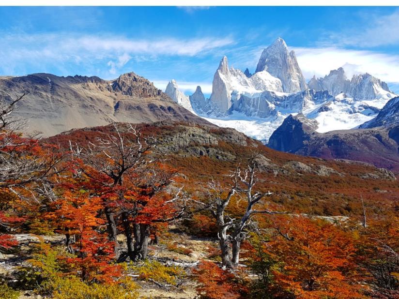 El Chalten, tra percorsi montani e colori autunnali