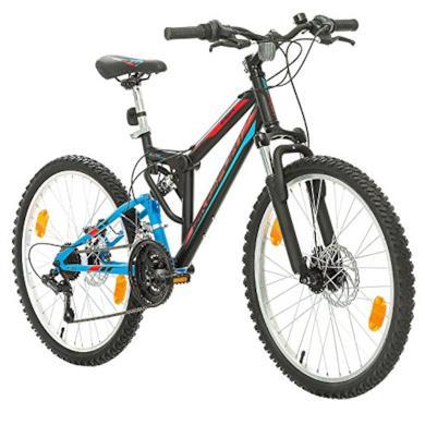 "Bikesport PARALLAX 24"""