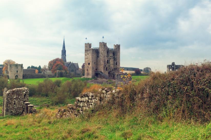 Il castello di Trim
