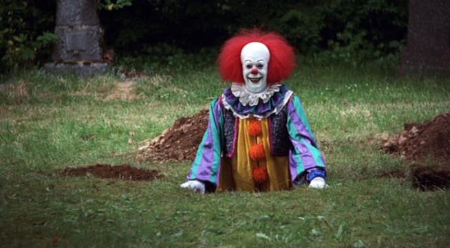 La passione erotica per i clown è alla base della Coulrofilia