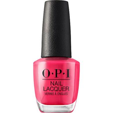 OPI Nail Lacquer Smalto - Charged Up Cherry