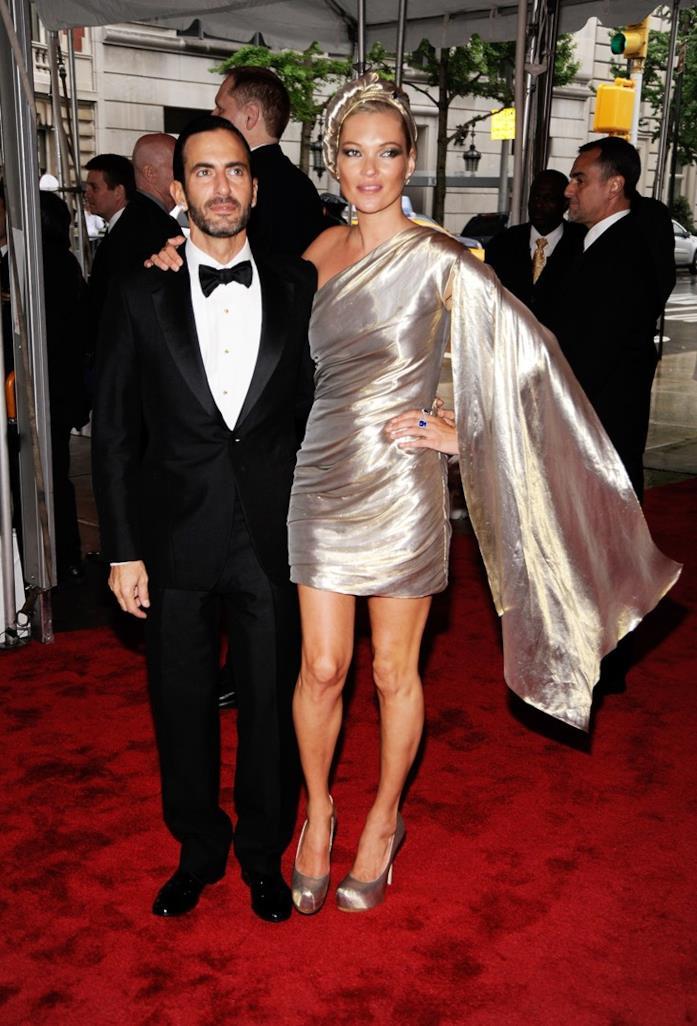 Kate Moss al MET Gala