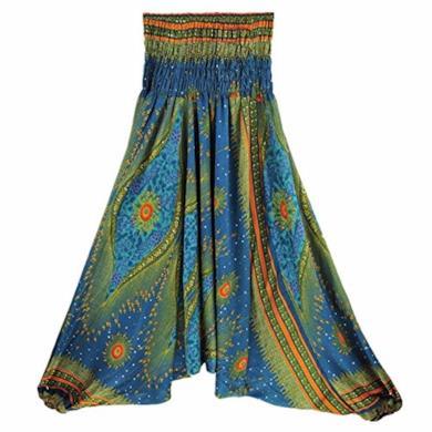 Pantaloni stile Gipsy