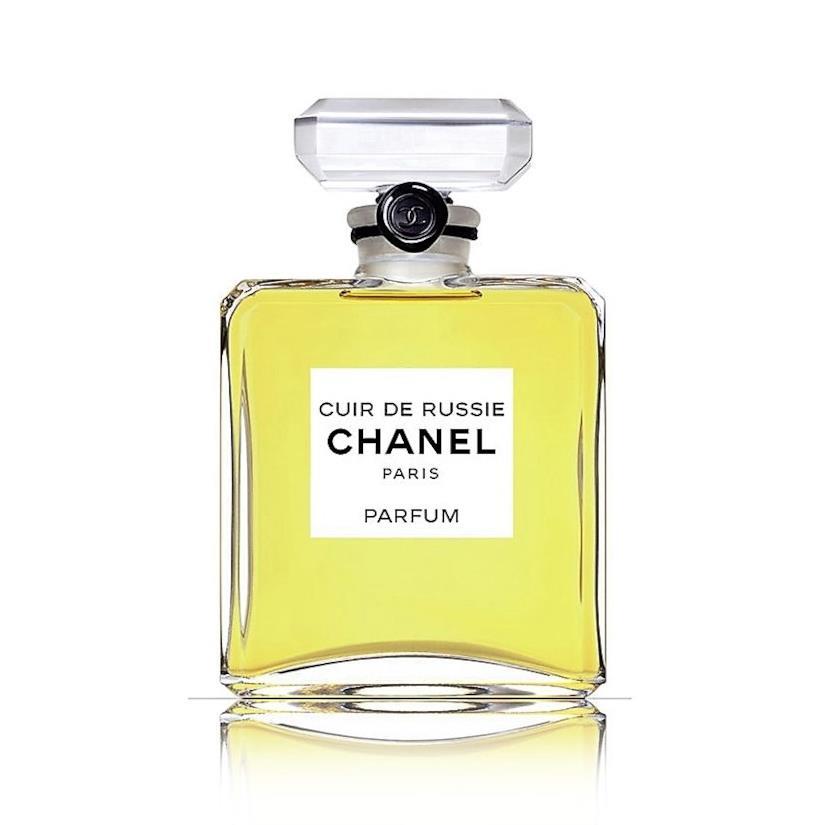 Parfum Cuir de Russie Chanel