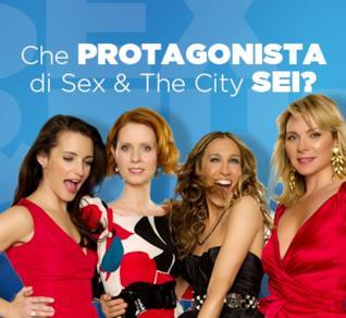 Che protagonista di Sex And The City sei?