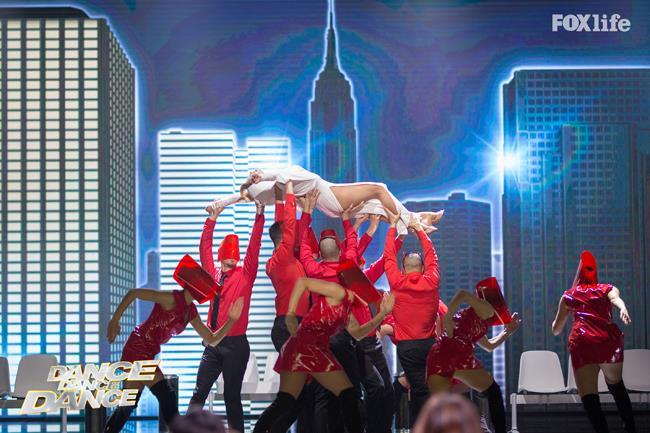 Roberta, esibizione terzo serale di Dance Dance Dance 2