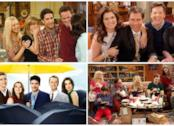Friends, Will & Grace, How I Met Your Mother e The Big Bang Theory