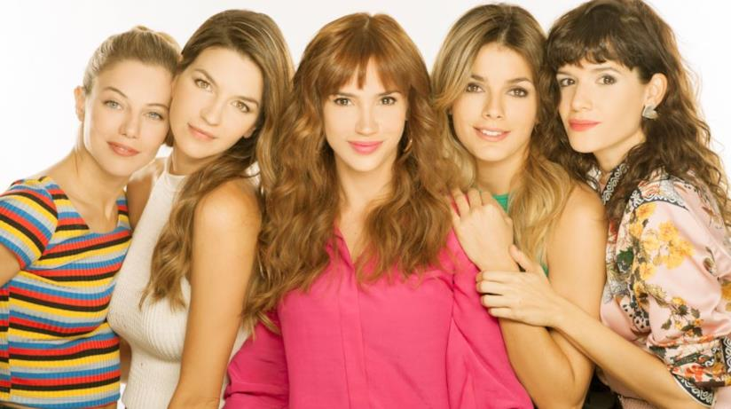 Le cinque protagoniste di Five Stars
