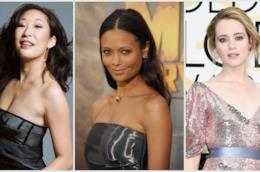 Sandra Oh, Thandie Newton e Claire Foy