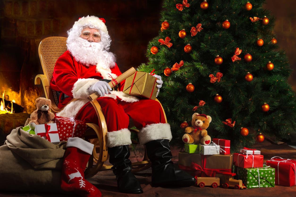 Babbo Natale E Gli Elfi.Babbo Natale La Sua Storia Il Suo Villaggio Le Tradizioni