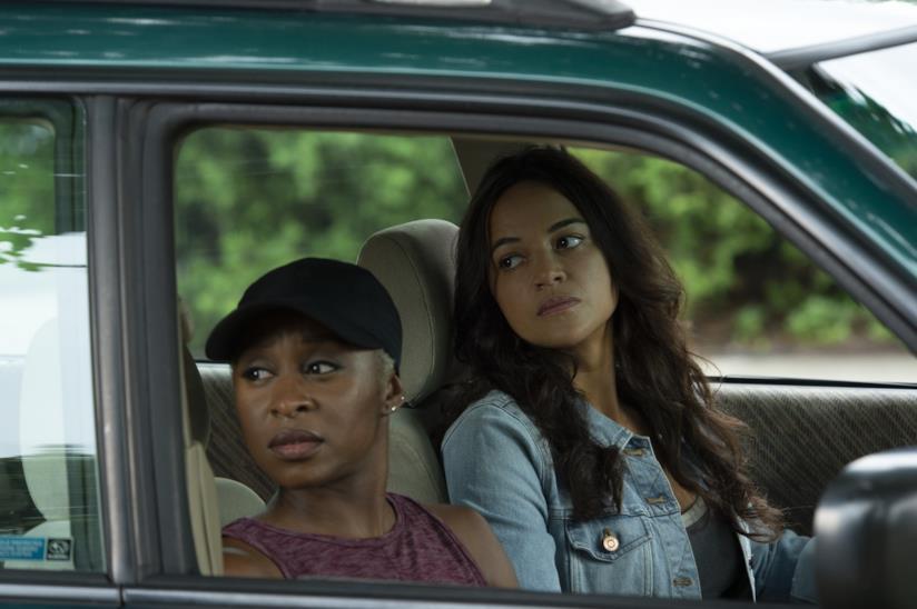 Rodriguez ed Erivo sono due ladre pronte a tutto nel nuovo film di Steve McQueen