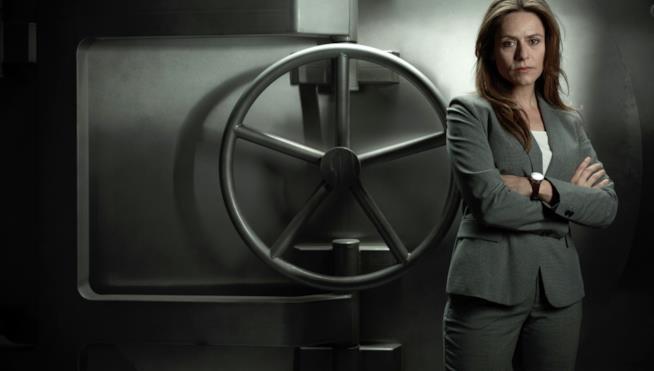 L'ispettore Raquel Murillo