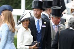Meghan Markle, Harry e il Principe Carlo