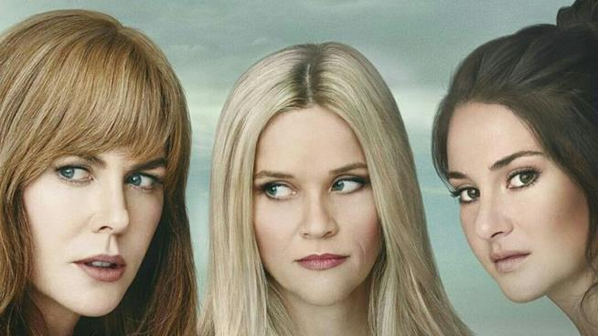 Celeste, Madeline e Jane, protagoniste di Big Little Lies
