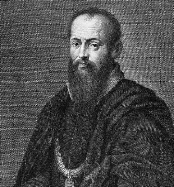 Ritratto del pittore Giorgio Vasari