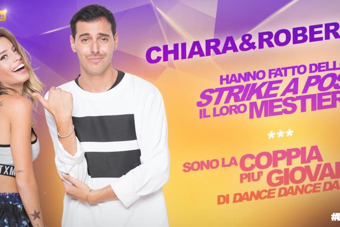 Chiara Nasti e Roberto De Rosa