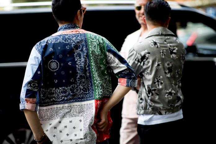 Milano Moda Uomo 2019 streetstyle
