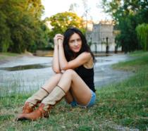 Una foto di Ilenia Lazzarin
