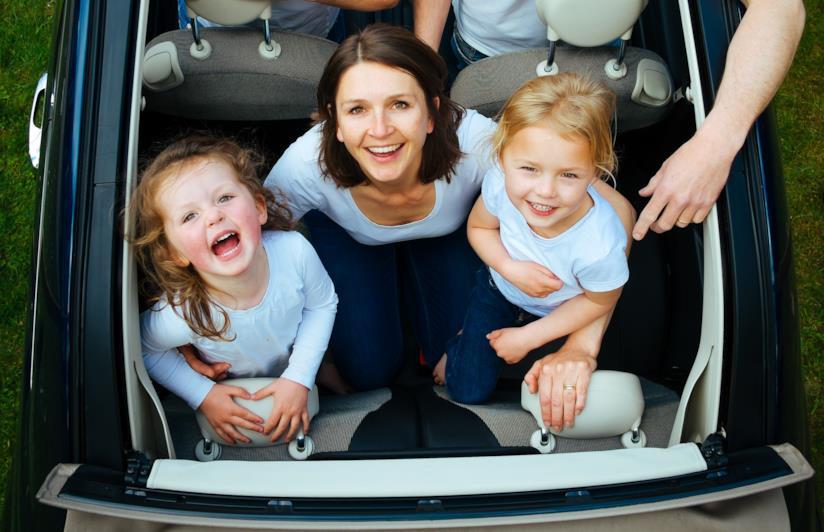Giochi e attività da fare durante i viaggi con i bambini