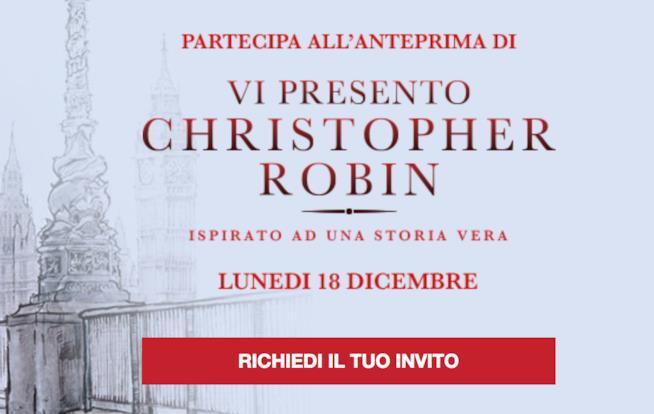FoxLife ti regala i biglietti per Vi presento Christopher Robin