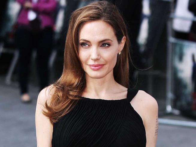 La Jolie è considerata da sempre una delle donne più belle del mondo