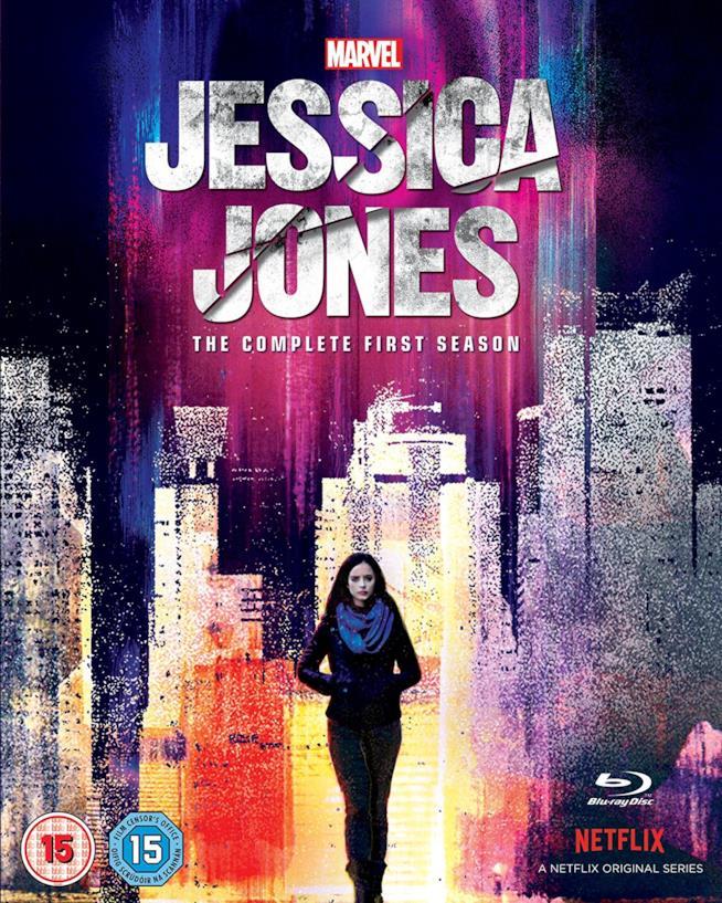 Cofanetto Blu-ray di Jessica Jones - Season 1