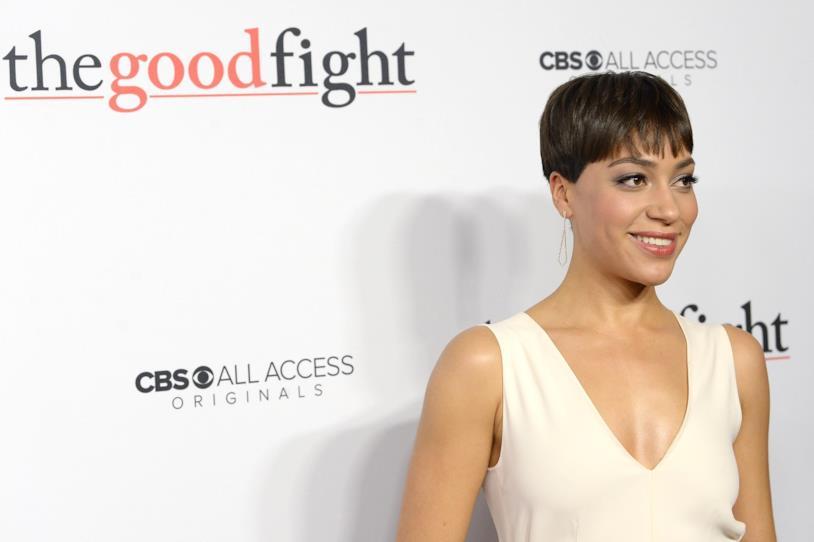 Cush Jumbo è interprete dello spin-off di The Good Wife, The Good Fight