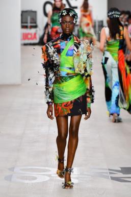 Sfilata ON-OFF PRESENTS Collezione Donna Primavera Estate 2020 Londra - CSC_1398